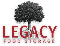Legacy Food Storage Coupons