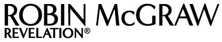 Robin McGraw Revelation Coupons