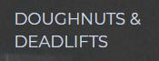 Doughnuts & Deadlifts Coupons