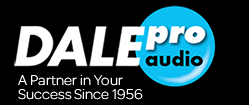 Dale Pro Audio Coupons