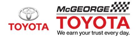 McGeorge Toyota Coupons