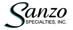 Sanzo Specialties Coupons