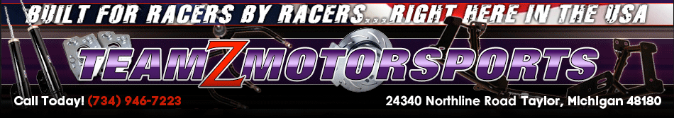 Team Z Motorsports Coupons