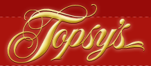 Topsy's Popcorn Coupons