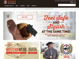 urban western wear Coupons
