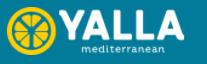 Yalla Mediterranean Coupons